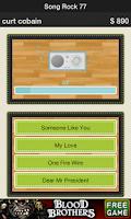 Screenshot of Quiz Tebak Lagu