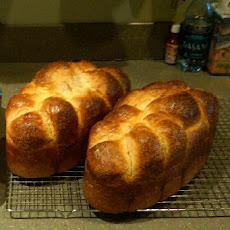 Salt & Pepper Challah