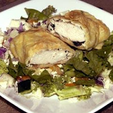 Herbed Chicken in Puff Pastry