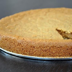 Orange Black Pepper and Whole Wheat Breakfast Cake