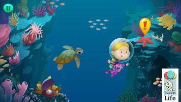 Screenshot of Explorium: Ocean for Kids Free