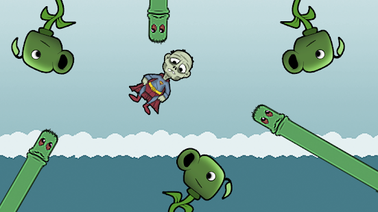 Plants Attack Zombie 2 - screenshot