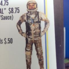 Even Astronauts eat 'em