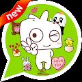 Cute Emoticons & Sticker APK for Ubuntu