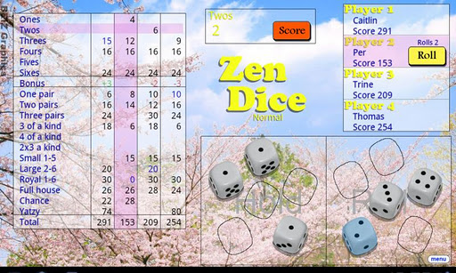 ZenDice HD