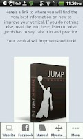 Screenshot of Vertical Jump Bible