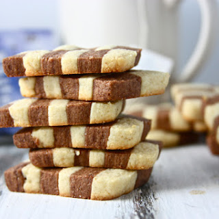 Fancy Slice n' Bake Checkerboard Cookies