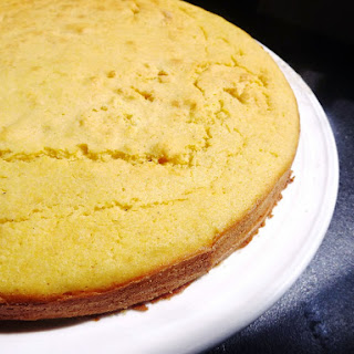 Buttermilk Cornbread -- Made European Friendly!