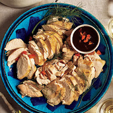 Roast Chicken with Five-Spice Sauce