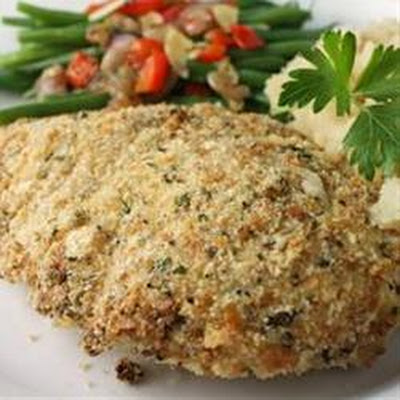 Tender Italian Baked Chicken