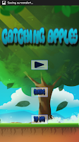 Screenshot of Catching Apples