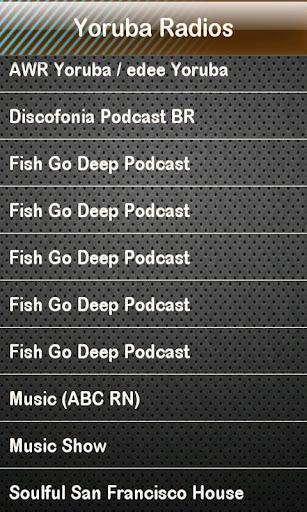 Yoruba Radio Yoruba Radios
