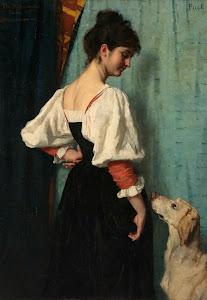 RIJKS: Thérèse Schwartze: painting 1885