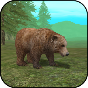Wild Bear Simulator 3D For PC (Windows & MAC)
