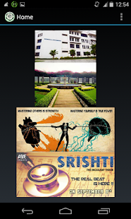 Srishti2k14 - screenshot