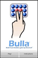 Screenshot of Bulla Pro