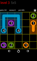 Screenshot of Circle Pie -  Free Flow Game