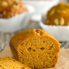 Mini Pumpkin Loaves