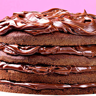 Best-ever Layered Chocolate Cake