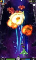 Screenshot of Galaxy Clash 2 Fire Lord (HD)