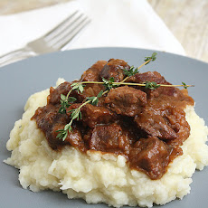 Belgian Beef, Beer and Onion Stew