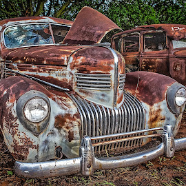 Oliver Jordan Collection  by Ron Meyers - Transportation Automobiles