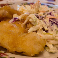 Aussie Beer Batter Fish
