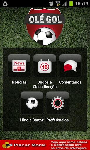 Ole Gol Flamengo
