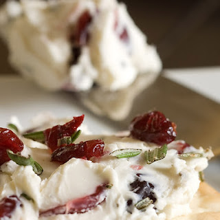 Rosemary and Cranberry Spread