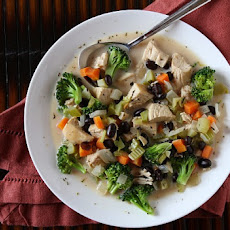 Chicken- Broccoli Soup