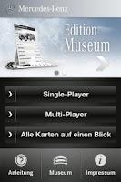 Screenshot of Mercedes-Benz Quartets