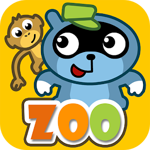 Cover art Pango Zoo