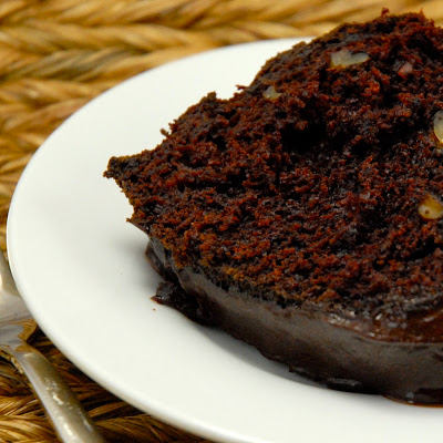 Chocolate Irish Whiskey Cake