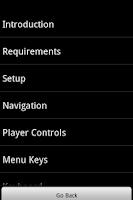 Screenshot of iRevo Remote