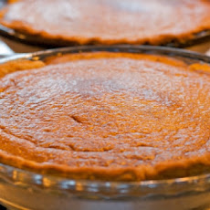 Sweet N' Delicious Pumpkin Pie