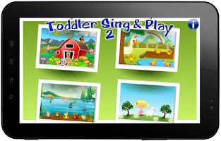 Screenshot of Toddler Sing and Play 2