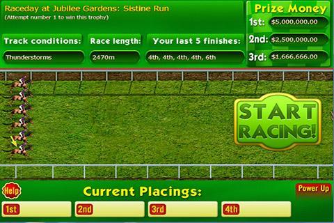 Gallop for Gold Slots - screenshot