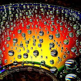Radius by Martin Dunaway - Abstract Water Drops & Splashes (  )