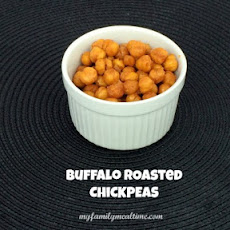 Buffalo Roasted Chickpeas