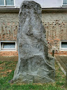 100th Anniversary Stone