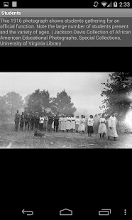 East Texas History - screenshot