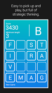 Square Words - screenshot
