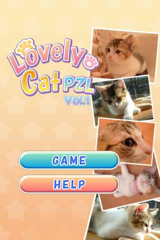 Lovely Cat Puz Vol.1