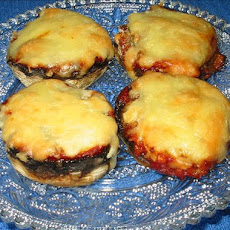 Magick Mushrooms - Stuffed Italian Style