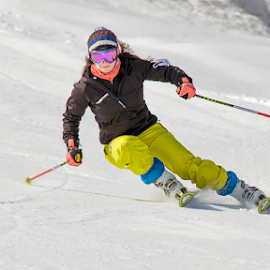 Young and talented by Stanislav Horacek - Sports & Fitness Snow Sports