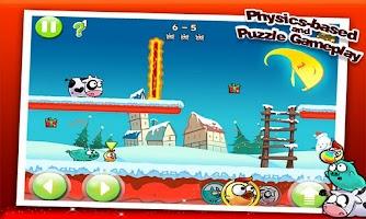 Screenshot of Angry Piggy Seasons