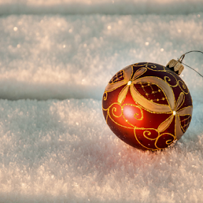 Christmas eve by Irena Gedgaudiene - Public Holidays Christmas ( christmas, decoration, object,  )