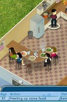 Screenshot of Virtual Families