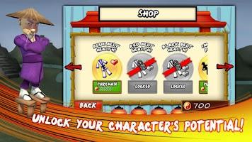 Screenshot of Fearless Fighter