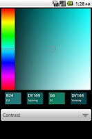 Screenshot of iColor by Dyrup